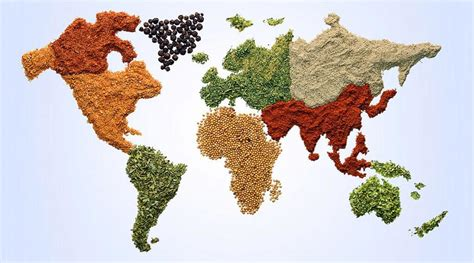 les cuisines du monde 8 spices from around the ific foundation your