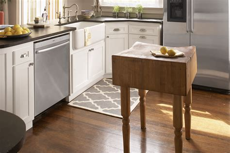 Kitchen Island Ideas To Make A Small Kitchen Look Bigger French Entry Doors Dark Brown Front Kenmore Elite 31 Cu Ft Door Refrigerator Cost Of Upvc Vintage Hardware Spring Decor With Shutters Images