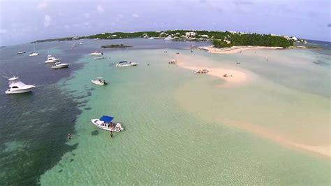 tahiti beach abaco bahamas youtube