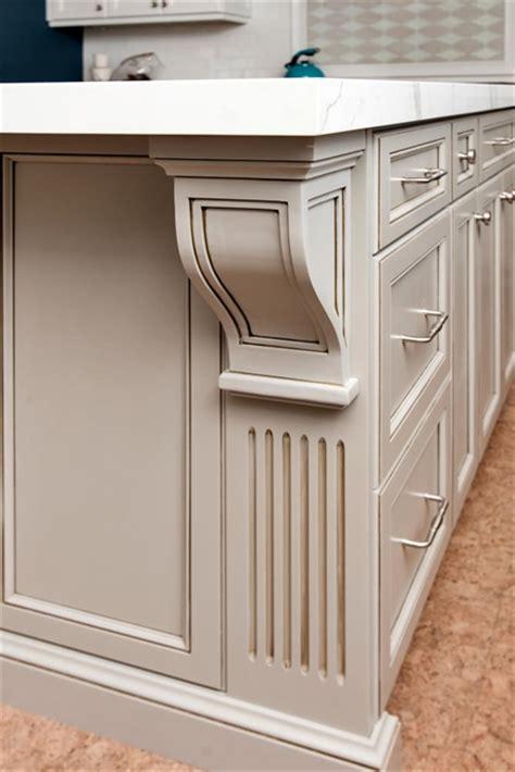 custom grey  white kitchen belmar  jersey  design