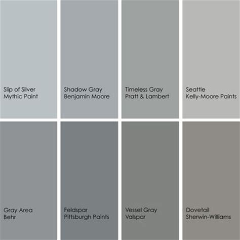 1000 images about paint colors gray the gray