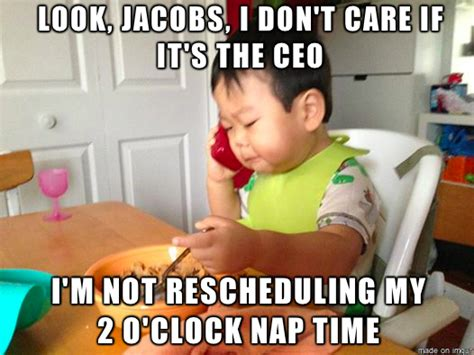 New Baby Meme - nwk to mia the adorably funny business baby is your favorite new meme