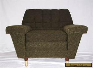 vintage mid century modern danish eames atomic lounge With kroehler furniture slipcovers