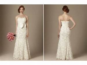 romantic ivory strapless modified a line wedding dress With the limited wedding dresses