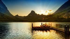 20 Beautiful HD Lake Wallpapers - HDWallSource.com