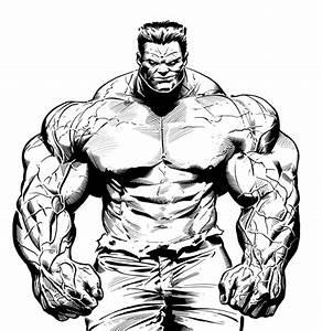hulk drawing | Red Hulk by LuisPuig on deviantART | art ...
