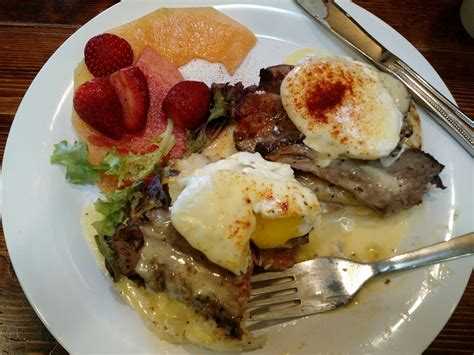 local foods kitchen breakfast special the day after tenderloin