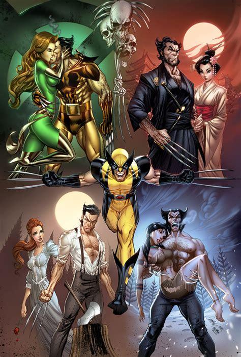 Marvel DeathofWolverine#1,pencils:J.Scott Campbell by ...