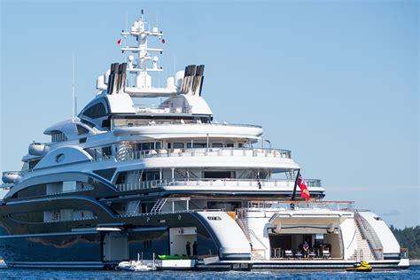 superyacht tender garages   absolutely blow
