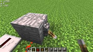 How to Make a Gun In Minecraft (No Mods) - YouTube
