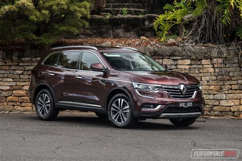 renault koleos diesel review video performancedrive