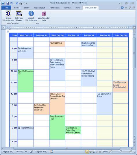 microsoft calendar template calendar creator for microsoft word with holidays