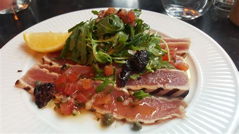 cote cuisine bourgoin côte restaurant review food fitness always