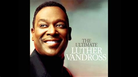 luther vandross  amazing youtube