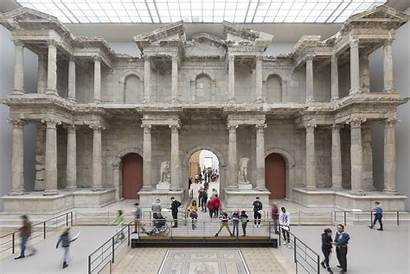 Pergamon Museum Pergamonmuseum Berlin Press