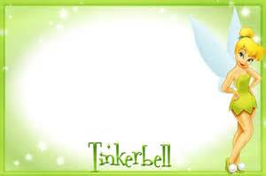 Tinkerbell Autograph Page