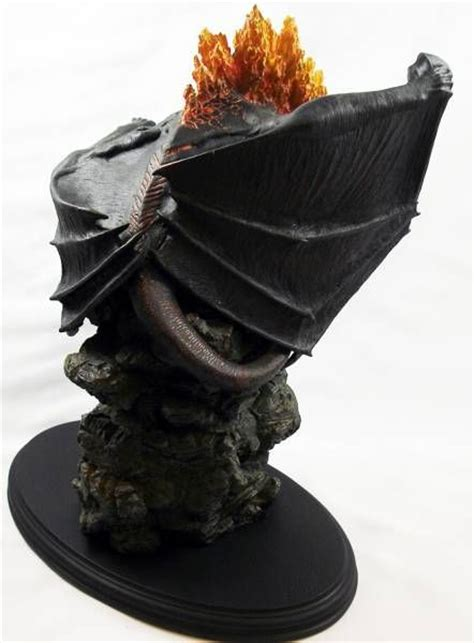 The Lord of the Rings - Sideshow Weta - Balrog Flame of