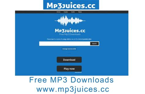 Benefits * newest music and covers listed by genres. Mp3 juices - Free MP3 Downloads | www.mp3juices.cc - TrendEbook