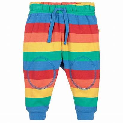 Rainbow Trousers Striped Frugi Childrensalon