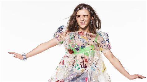 Hilarious Images Game Thrones Star Maisie