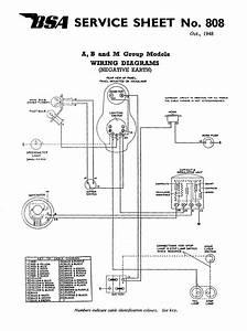 D1cbb Bsa B44 Wiring Diagram