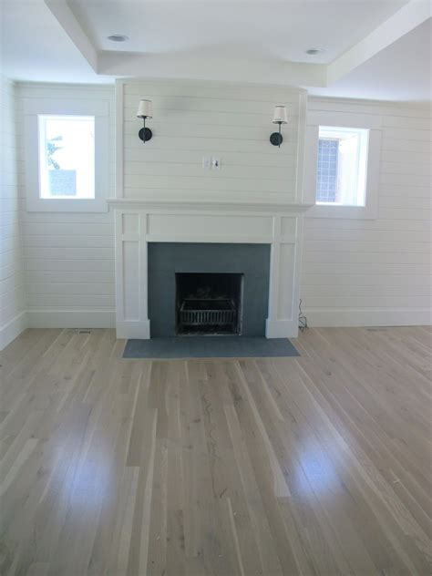 Fireplace Mantle And Plank Wall Id Replace The Blue