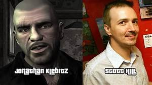 Characters and Voice Actors - Grand Theft Auto: The Lost ...