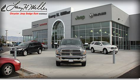 Chrysler Dodge Jeep Ram Virginia by Larry H Miller Wholesale Parts New Dealership In