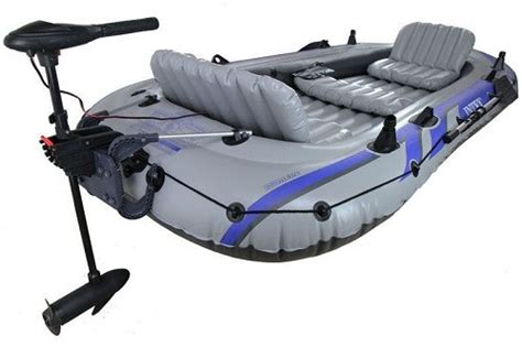 Best Inflatable Fishing Boats With Motors by Inflatable Fishing Boat With Trolling Motor The Best