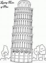 Coloring Babel Tower Printable Preschoolers Pdf sketch template