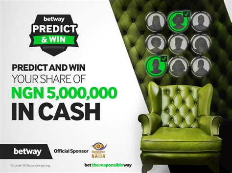Betway Launches New BBNaija Predict and Win Promo ...