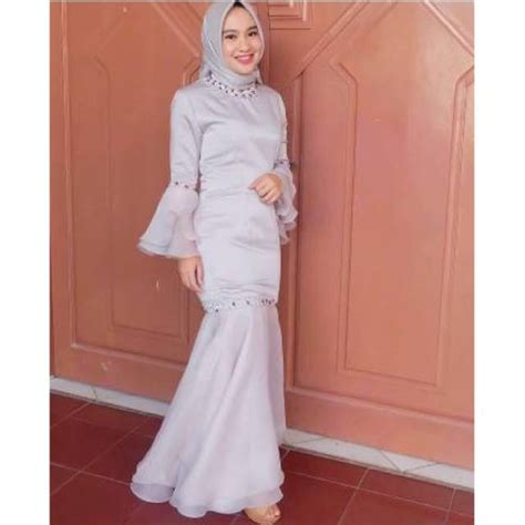 party dress organza shopee indonesia