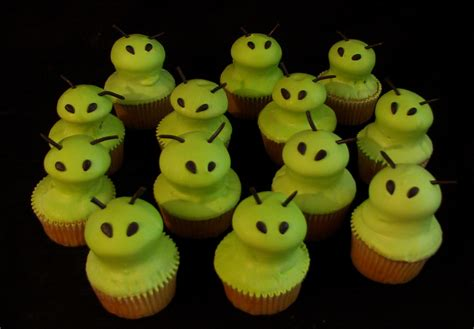 Bakery Story Halloween by Little Green Alien Birthday Cupcakes Somerset Ky The