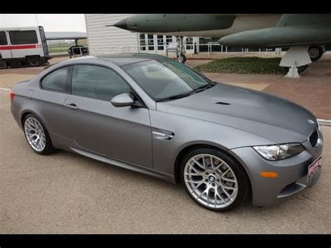 Bmw Frozen Grey by 2011 Bmw M3 Frozen Gray Ultra Special Edition