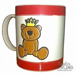 Berliner Online Shops : i love berlin bear mug german gifts souvenirs online shop ~ Markanthonyermac.com Haus und Dekorationen