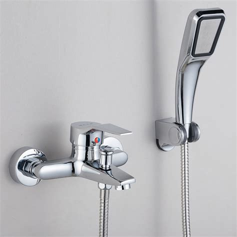 Shower Bath Faucet by Bath Chrome Brass Shower Faucet Cold Mixer Tap Shower