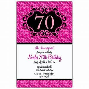 70 birthday invitations templates bagvania free With 70 s wedding invitations