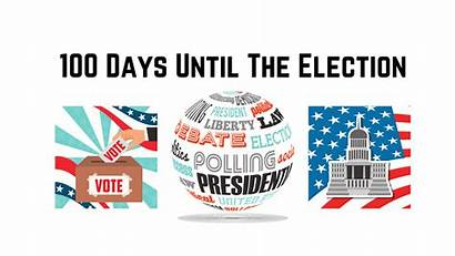 Election Polls Countdown States Key Three Days