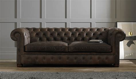Chesterfield Settee by Chesterfield Sofa
