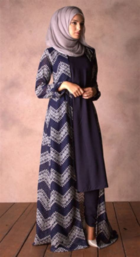 crochet knit kimono abaya dubai hijab fashion hijab
