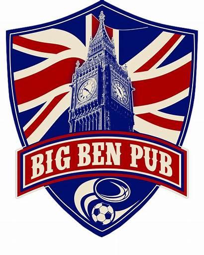 London Clipart Pub English Ben British Restaurant