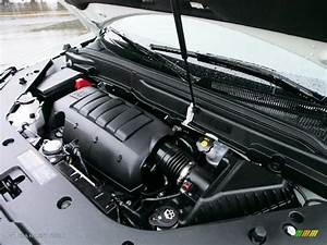 2012 Gmc Acadia Slt Engine Photos