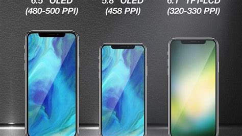 when is the next iphone release new 2018 iphone all the rumors on specs price release