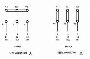 How To Identify A Star Or A Delta Motor