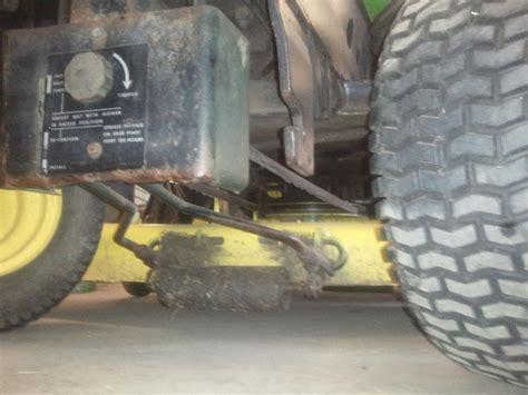 John Deere Mule Drive Hook Help Needed