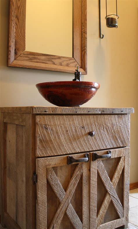 western style bathroom sinks kandice 39 s first of 2 listings for custom rustic barn wood