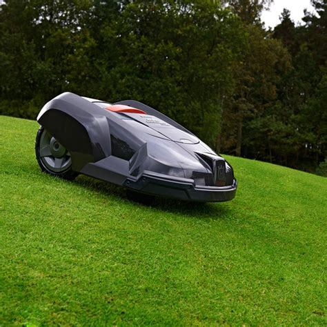 robot lawn mower husqvarna automower robotic lawn mower