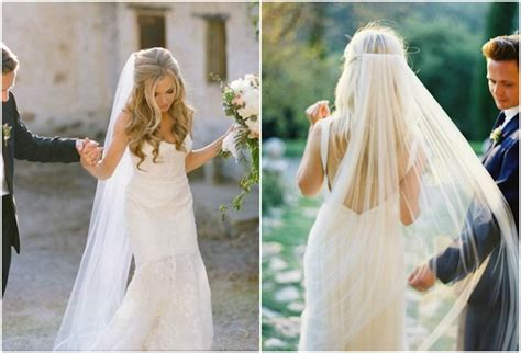 Wedding Hairstyles Down : Top 8 Wedding Hairstyles For Bridal Veils