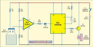Laptop Protector Circuit Diagram