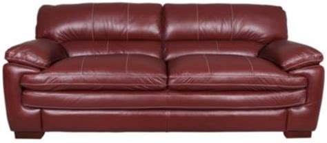 red leather sofa lazy boy la z boy dexter 100 leather red sofa homemakers furniture